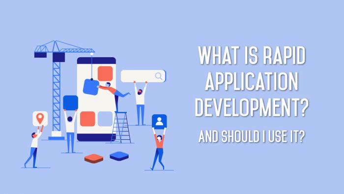 What Is Rapid Application Development