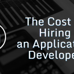 The cost of hiring an application developer