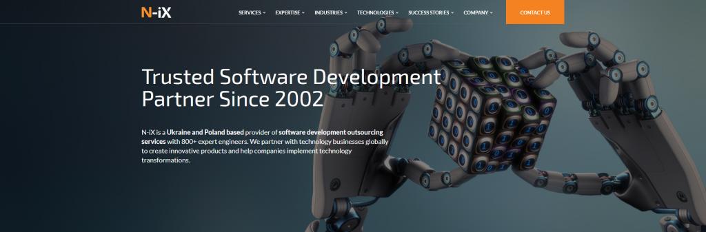 定制软件开发公司