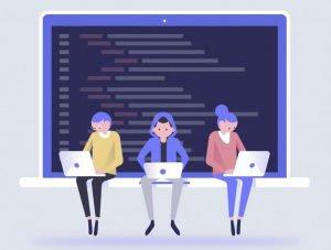 招聘程序编码