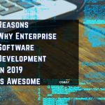 5 Reasons Why Enterprise Software Development in 2019 Is Awesome