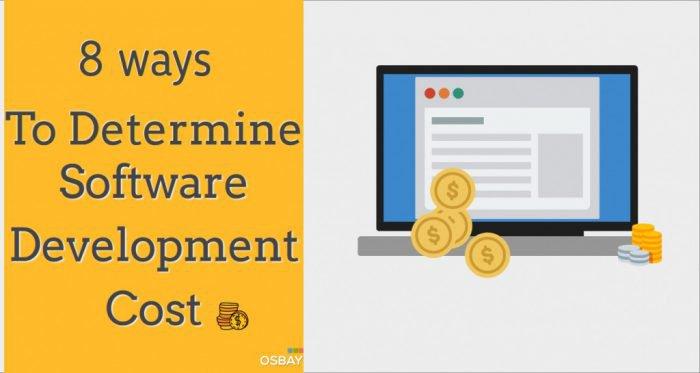 software development costs