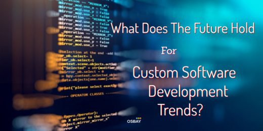 custom software development trends