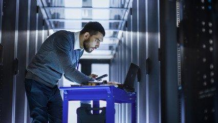 Server software integration
