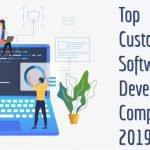 Top Custom Software Development Companies 2019
